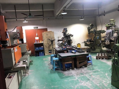 Moulding workshop