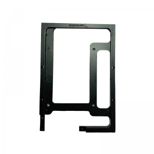 Aluminum die-cast hard disk bracket